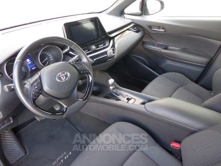 Toyota C-HR 122h Dynamic 2WD E-CVT GRIS C Occasion - 9