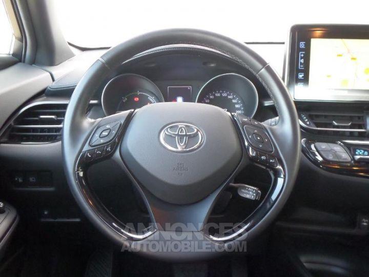 Toyota C-HR 122h Dynamic 2WD E-CVT GRIS C Occasion - 13