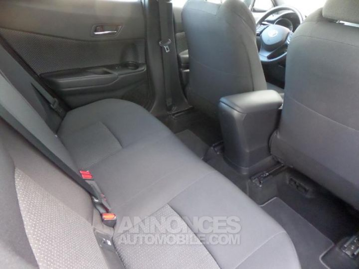 Toyota C-HR 122h Dynamic 2WD E-CVT GRIS C Occasion - 17