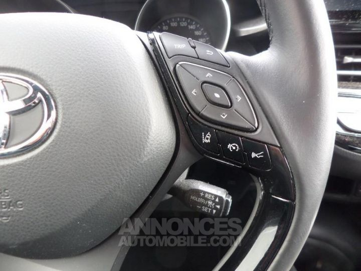 Toyota C-HR 122h Dynamic 2WD E-CVT BLEU NEBULA Occasion - 12
