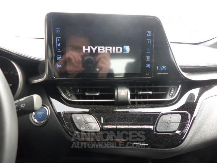 Toyota C-HR 122h Dynamic 2WD E-CVT BLEU NEBULA Occasion - 14