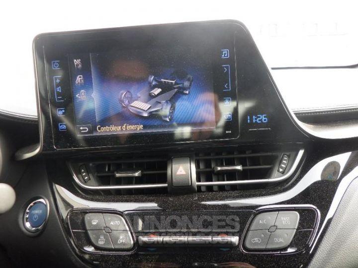 Toyota C-HR 122h Dynamic 2WD E-CVT BLEU NEBULA Occasion - 15