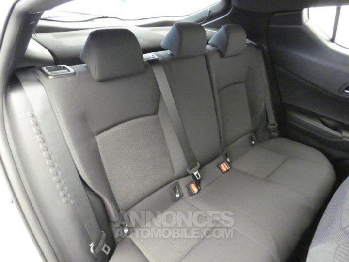 Toyota C-HR 122h Dynamic 2WD E-CVT BLANC Occasion - 5