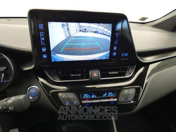 Toyota C-HR 122h Dynamic 2WD E-CVT BLANC Occasion - 8