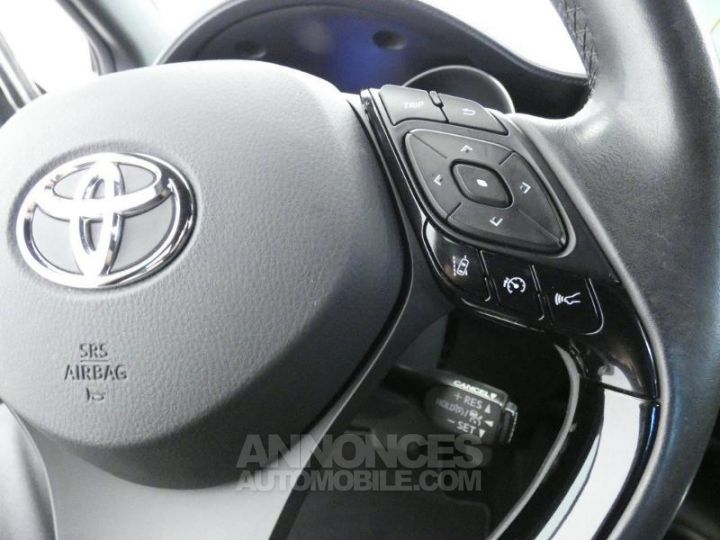 Toyota C-HR 122h Dynamic 2WD E-CVT BLANC Occasion - 14