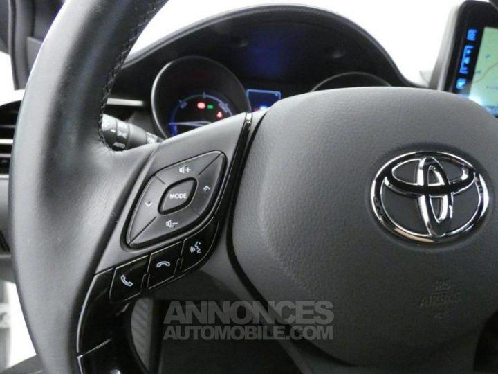 Toyota C-HR 122h Dynamic 2WD E-CVT BLANC Occasion - 15