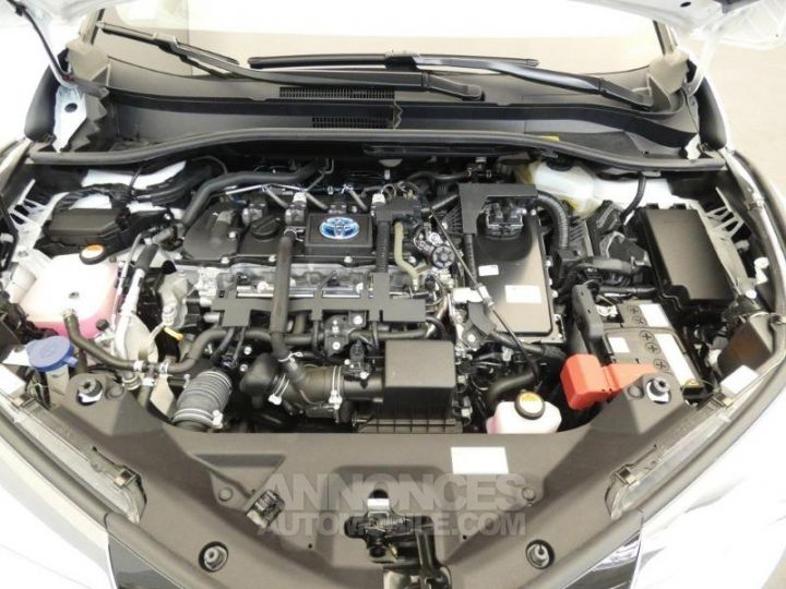 Toyota C-HR 122h Dynamic 2WD E-CVT BLANC Occasion - 16