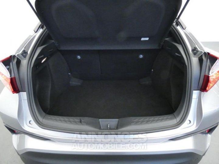 Toyota C-HR 122h Dynamic Business 2WD E-CVT GRIS ALUMINUM Occasion - 6