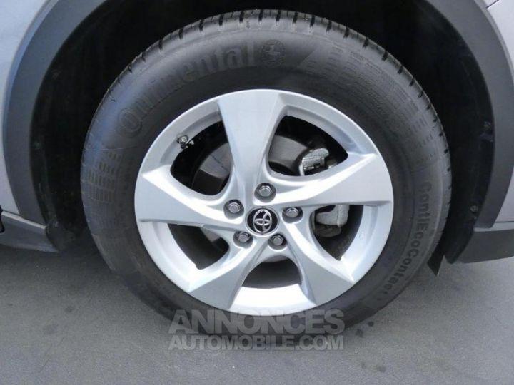 Toyota C-HR 122h Dynamic Business 2WD E-CVT GRIS ALUMINUM Occasion - 7