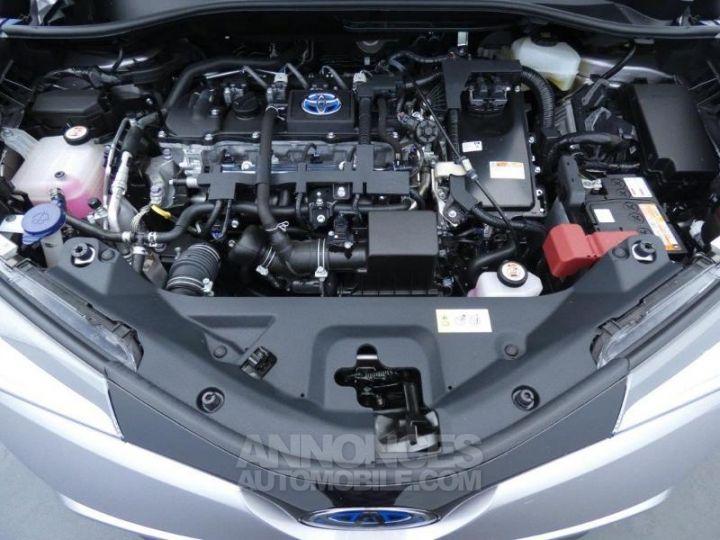 Toyota C-HR 122h Dynamic Business 2WD E-CVT GRIS ALUMINUM Occasion - 8