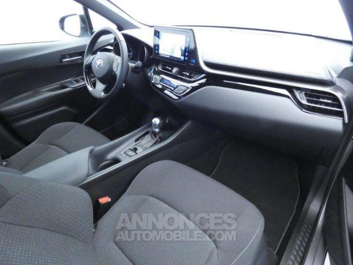 Toyota C-HR 122h Dynamic Business 2WD E-CVT GRIS ALUMINUM Occasion - 10