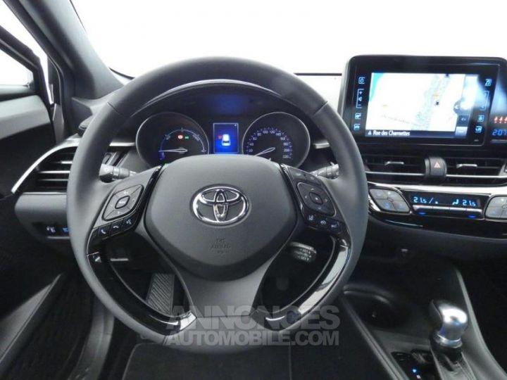 Toyota C-HR 122h Dynamic Business 2WD E-CVT GRIS ALUMINUM Occasion - 12
