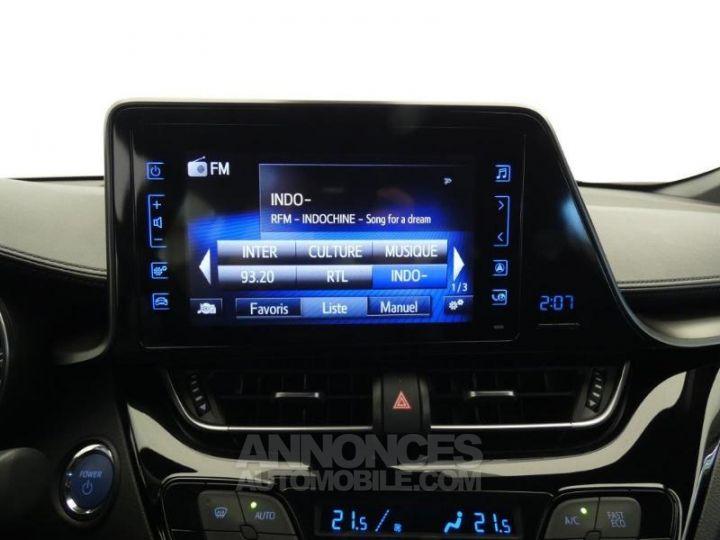 Toyota C-HR 122h Dynamic Business 2WD E-CVT GRIS ALUMINUM Occasion - 14