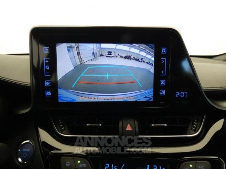 Toyota C-HR 122h Dynamic Business 2WD E-CVT GRIS ALUMINUM Occasion - 15