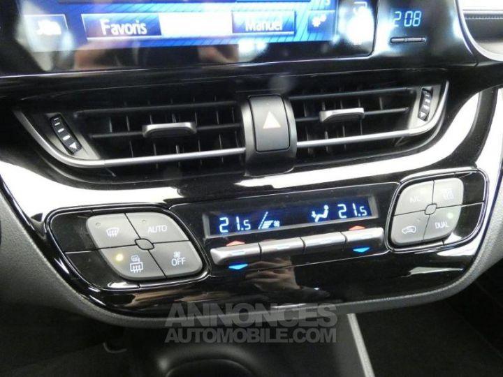 Toyota C-HR 122h Dynamic Business 2WD E-CVT GRIS ALUMINUM Occasion - 16