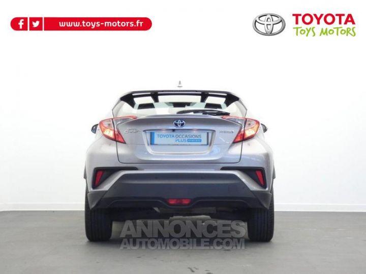 Toyota C-HR 122h Dynamic Business 2WD E-CVT GRIS ALUMINUM Occasion - 19