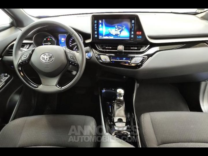 Toyota C-HR 122h Edition 2WD E-CVT RC18 BLEU NEBULA Occasion - 8
