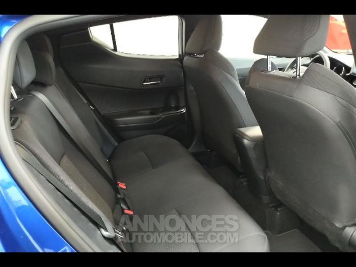Toyota C-HR 122h Edition 2WD E-CVT RC18 BLEU NEBULA Occasion - 11