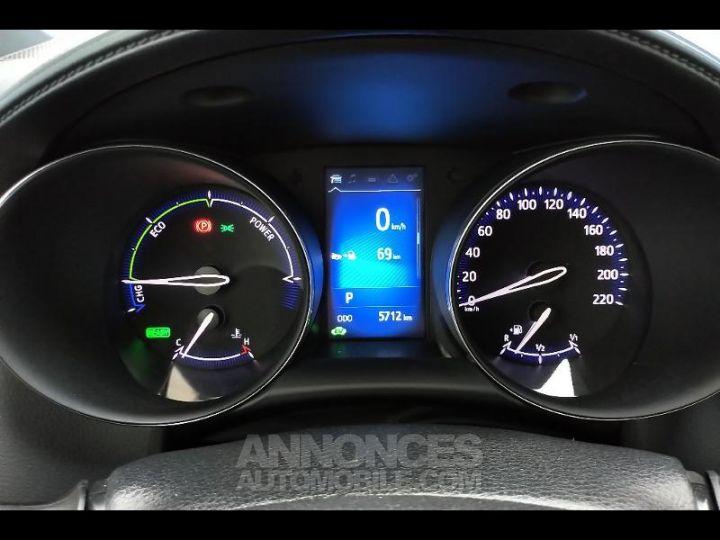 Toyota C-HR 122h Edition 2WD E-CVT RC18 BLEU NEBULA Occasion - 12