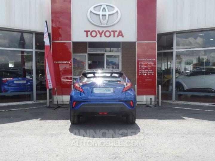 Toyota C-HR 122h Graphic 2WD E-CVT BLEU F Occasion - 5