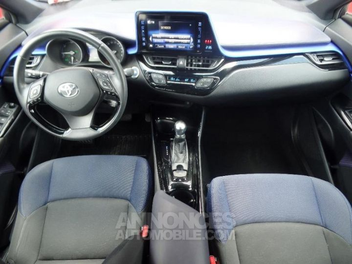 Toyota C-HR 122h Graphic 2WD E-CVT BLEU F Occasion - 7