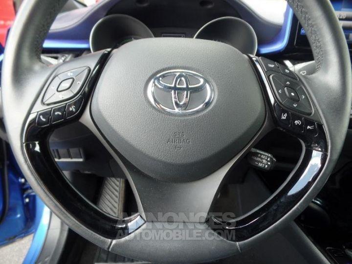 Toyota C-HR 122h Graphic 2WD E-CVT BLEU F Occasion - 15