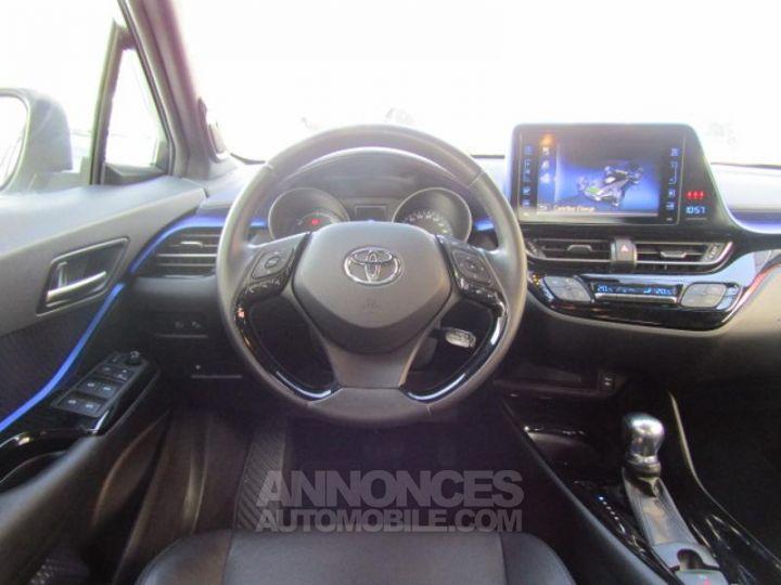 Toyota C-HR 122h Graphic 2WD E-CVT GRIS PLATINE Occasion - 3