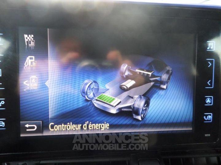 Toyota C-HR 122h Graphic 2WD E-CVT Gris bi-ton NOIR Occasion - 18