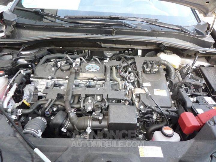 Toyota C-HR 122h Graphic 2WD E-CVT Gris bi-ton NOIR Occasion - 20