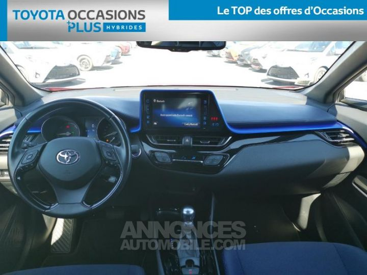 Toyota C-HR 122h Graphic 2WD E-CVT ROUGE ALLURE Occasion - 5