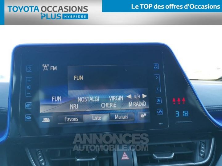 Toyota C-HR 122h Graphic 2WD E-CVT ROUGE ALLURE Occasion - 7