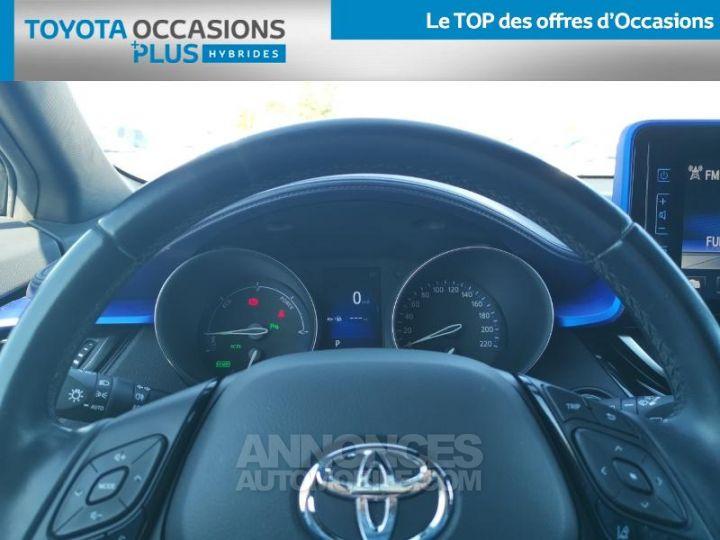 Toyota C-HR 122h Graphic 2WD E-CVT ROUGE ALLURE Occasion - 8