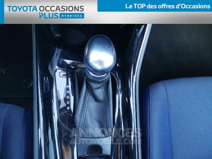 Toyota C-HR 122h Graphic 2WD E-CVT ROUGE ALLURE Occasion - 9