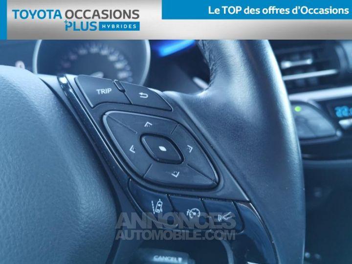 Toyota C-HR 122h Graphic 2WD E-CVT ROUGE ALLURE Occasion - 10