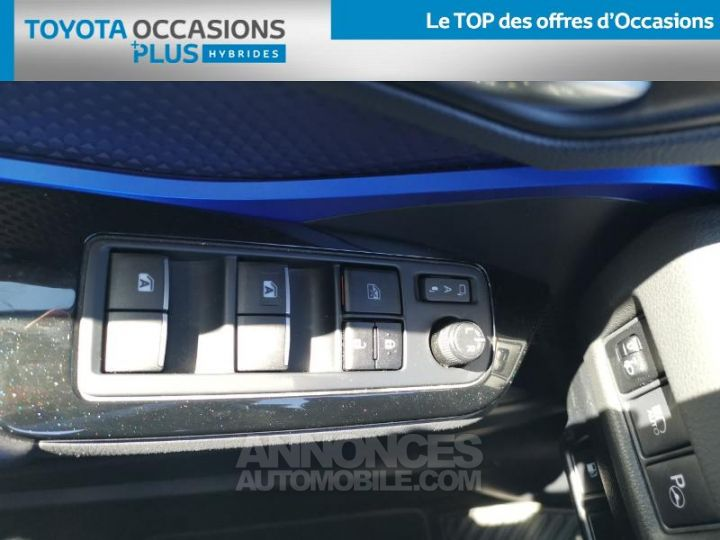 Toyota C-HR 122h Graphic 2WD E-CVT ROUGE ALLURE Occasion - 12