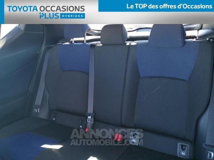 Toyota C-HR 122h Graphic 2WD E-CVT ROUGE ALLURE Occasion - 14