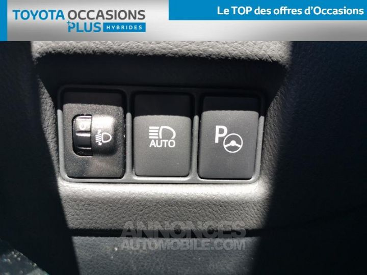 Toyota C-HR 122h Graphic 2WD E-CVT ROUGE ALLURE Occasion - 18