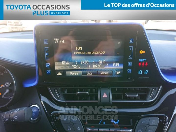 Toyota C-HR 122h Graphic 2WD E-CVT ROUGE Occasion - 7