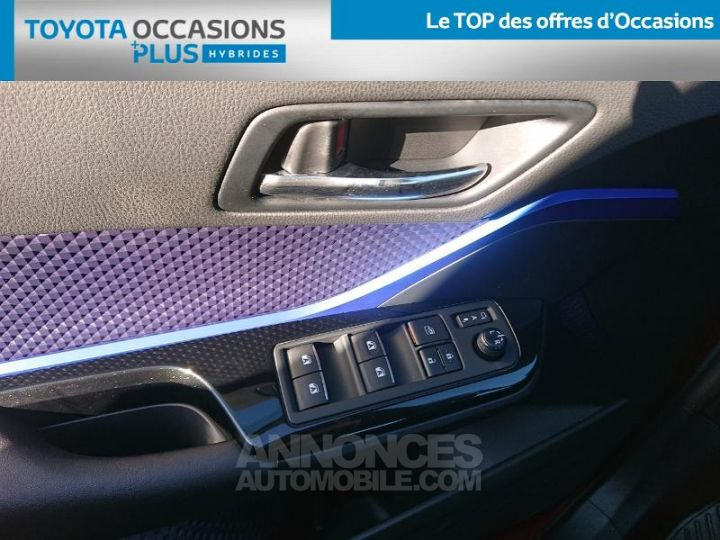 Toyota C-HR 122h Graphic 2WD E-CVT ROUGE Occasion - 12
