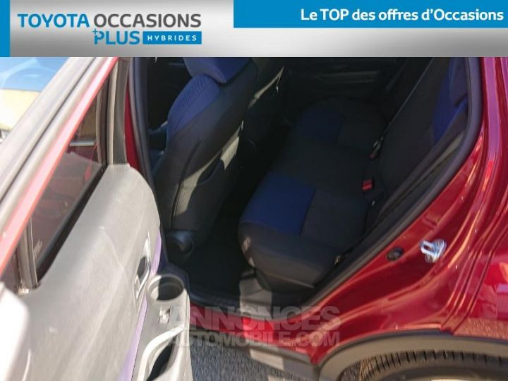 Toyota C-HR 122h Graphic 2WD E-CVT ROUGE Occasion - 14