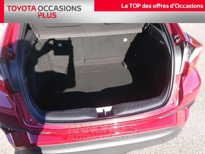Toyota C-HR 122h Graphic 2WD E-CVT ROUGE Occasion - 15
