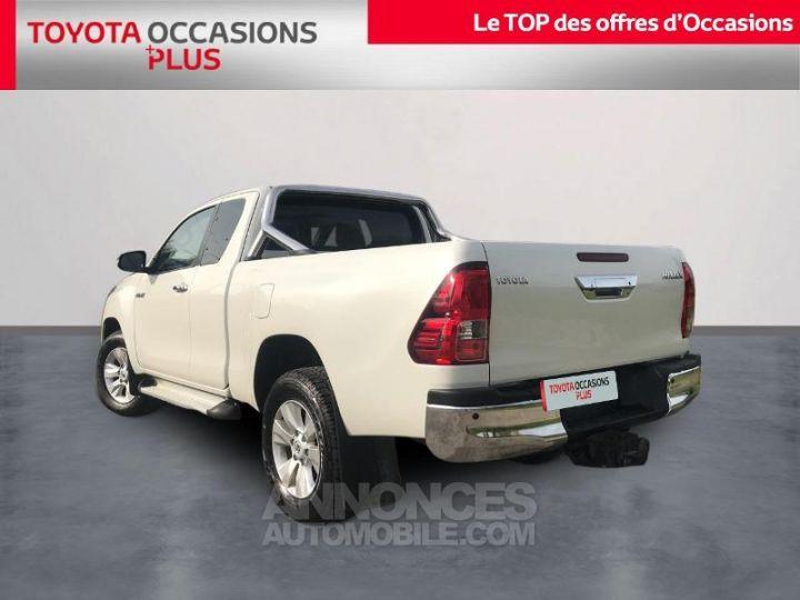 Toyota HILUX 144 D-4D X-Tra Cabine L BLANC Occasion - 2