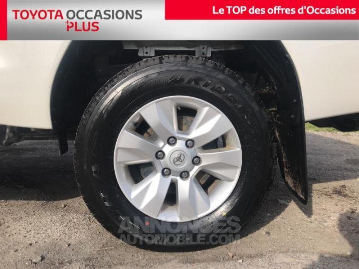 Toyota HILUX 144 D-4D X-Tra Cabine L BLANC Occasion - 4