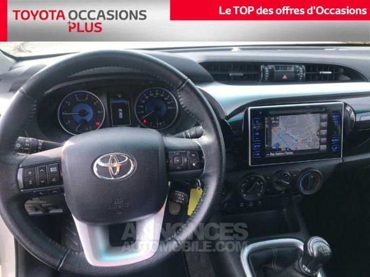 Toyota HILUX 144 D-4D X-Tra Cabine L BLANC Occasion - 5