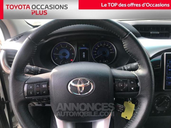 Toyota HILUX 144 D-4D X-Tra Cabine L BLANC Occasion - 6