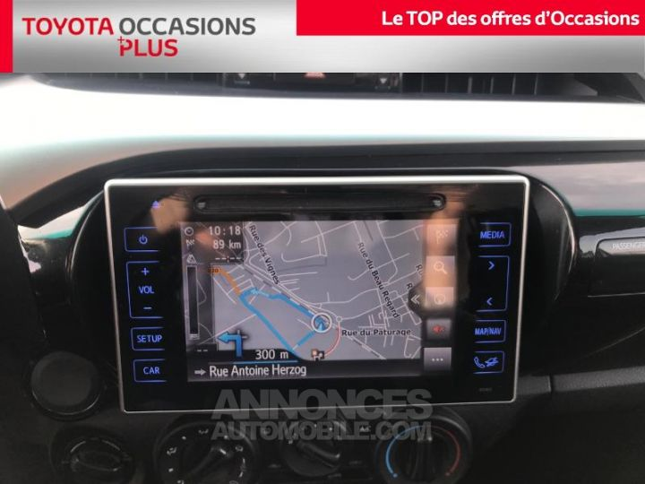 Toyota HILUX 144 D-4D X-Tra Cabine L BLANC Occasion - 7
