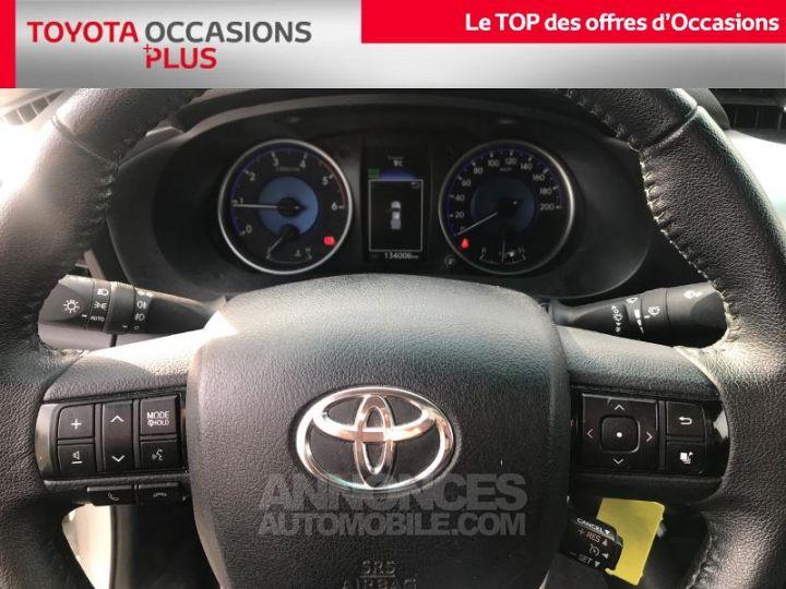 Toyota HILUX 144 D-4D X-Tra Cabine L BLANC Occasion - 8