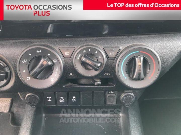 Toyota HILUX 144 D-4D X-Tra Cabine L BLANC Occasion - 11