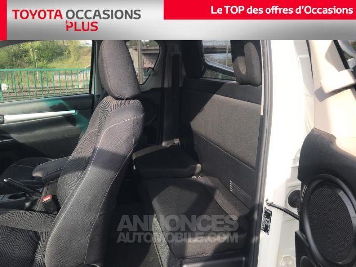 Toyota HILUX 144 D-4D X-Tra Cabine L BLANC Occasion - 14
