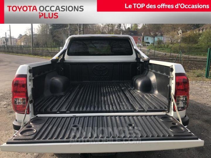 Toyota HILUX 144 D-4D X-Tra Cabine L BLANC Occasion - 15